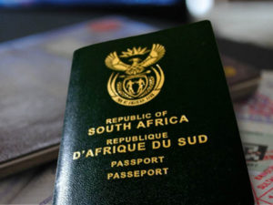 South African government to keep track of South Africans